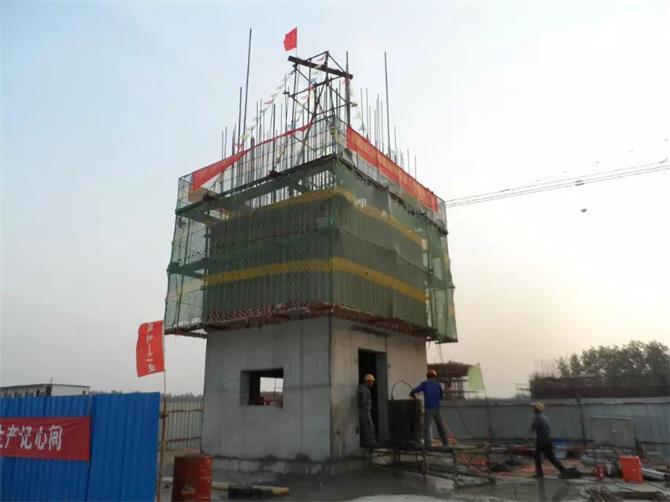 昆明空港机场垃圾焚烧电厂混凝土方易胜博平台登录新建施工