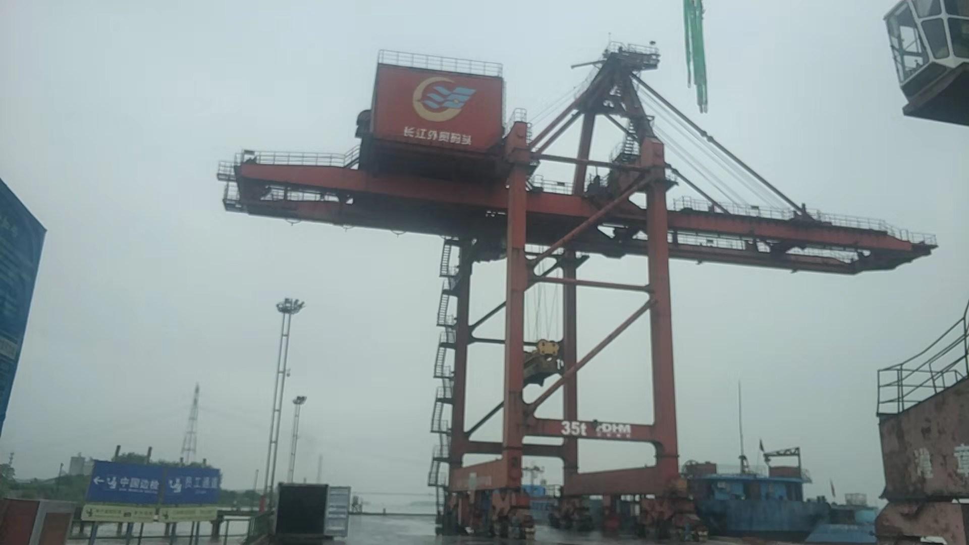 海岸码头岸边桥、门座起重机凯发k8国际